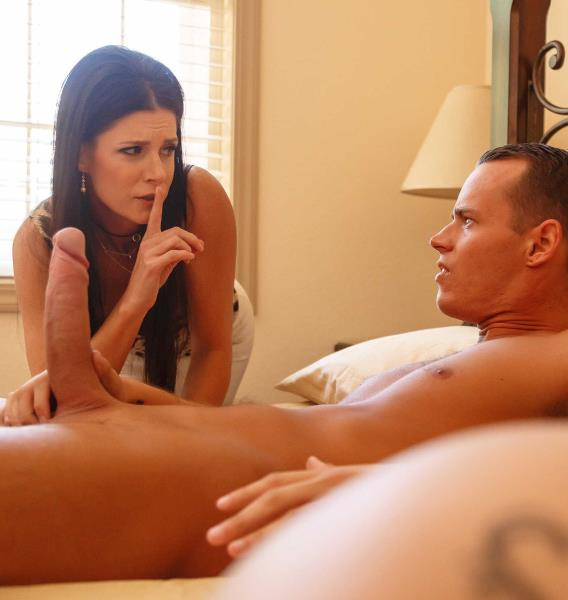 MilfsLikeItBig/Brazzers - India Summer - Hide And Seek (Big tit)  [SD / 480p / 325.75 Mb]