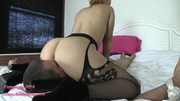 Edyn Blair - Restrained Ass Smother And Pussy Worship (BratPrincess, Clips4sale) FullHD 1080p