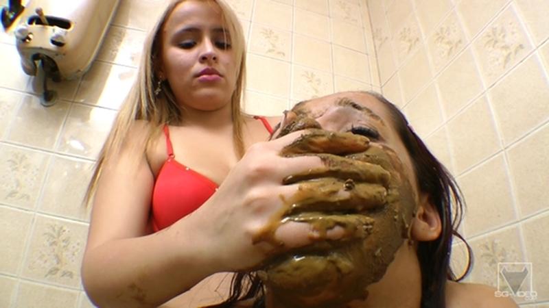 SG-Video - Anny Portilla - Scat Toilette Fight By Anny Portilla [FullHD 1080p]