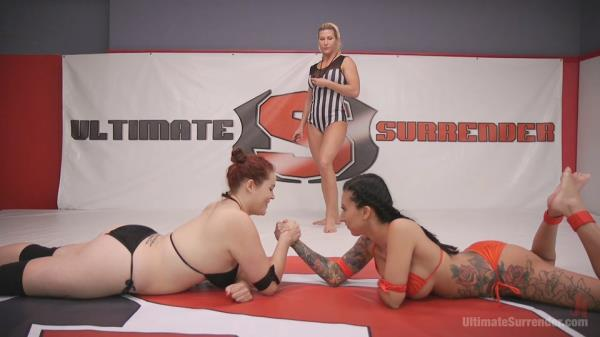 UltimateSurrender, Kink - Lily Lane & Johnny Starlight - Rookie Cup Tournament with Big Tits taking Big Ass [HD, 720p]