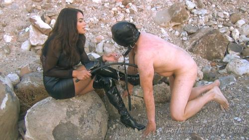 Princess Carmela - Grovel in the Gravel (28.11.2017/AmericanMeanGirls.com/FullHD/1080p)