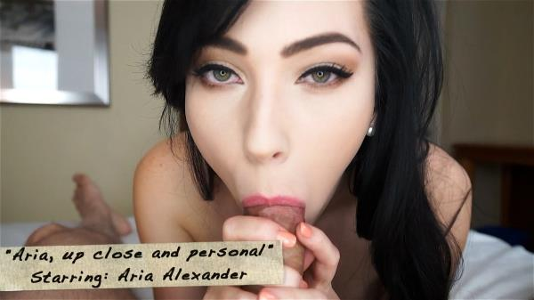 Aria Alexander - Aria, up close and personal (2016/FullHD)