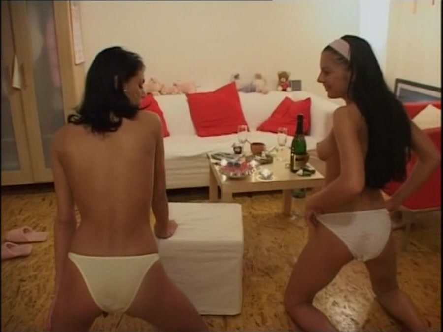 SG Video: ShitGirls - Street & Panty Kaviar 4 [DVDRip] Germany, Scatology