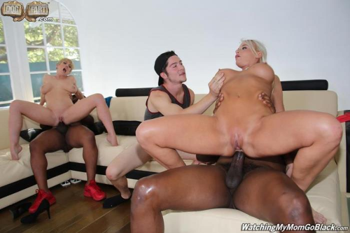 Dee Williams, London River  (Group) - WatchingMyMomGoBlack / DogFartNetwork   [SD 432p]