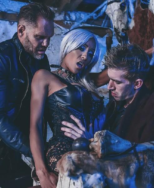 DigitalPlayground - - Alyssa Divine - Nevermore Episode 4 [HD 720p]