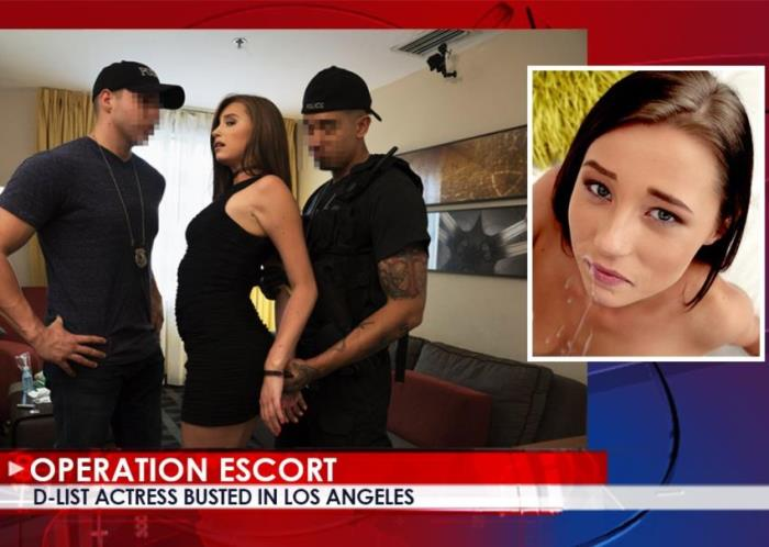Carolina Sweets - D-List Actress Busted In Los Angeles (FullHD/2.20 GB)