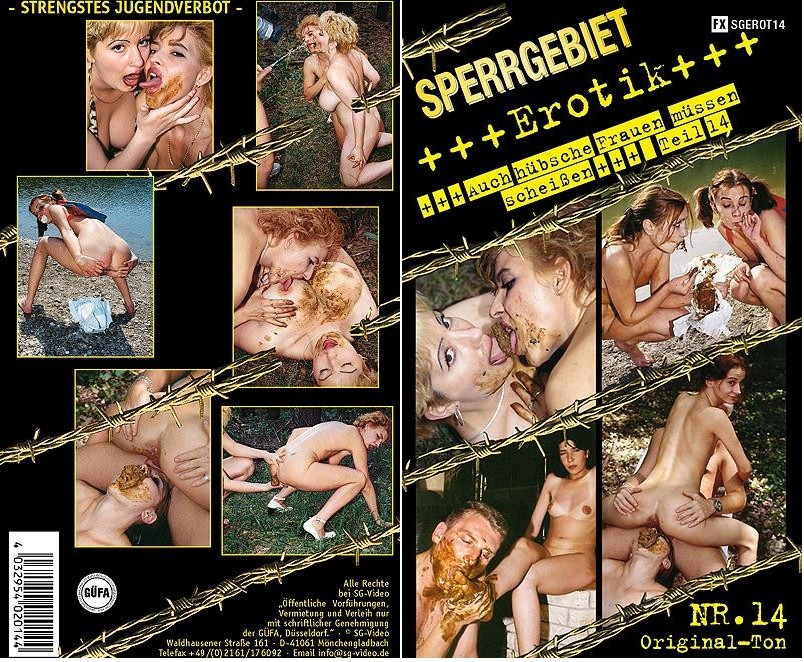 Tima and others - Sperrgebiet Erotik No.14 (Lesbians, Extreme) - SG-Video [DVDRip]