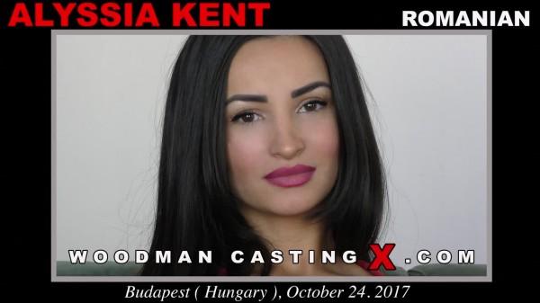WoodmanCastingX: Alyssia Kent - Casting X 180 (SD/540p/671 MB) 01.11.2017