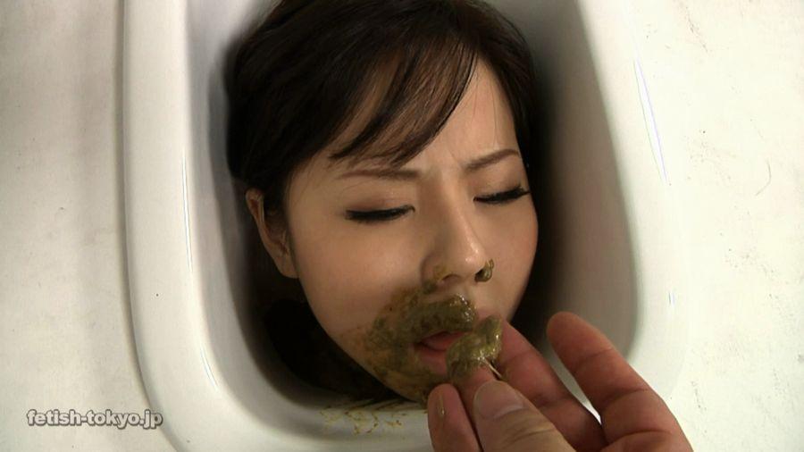 Fetish-Tokyo.jp: Asian Girls - The Human Toilet 2 [HD 720p] Japanese Scat, Domination Scat