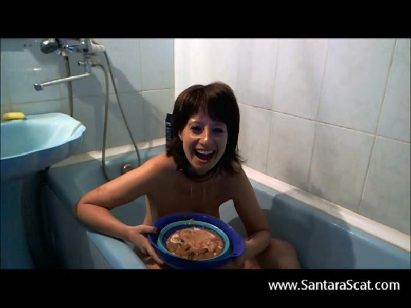 Santara - Your Messy Slave [SantaraScat] (SD|avi|355 MB|2013)
