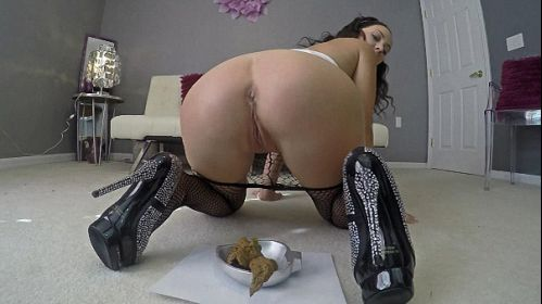 TattyDirtyPoo - Eat Your Own Shit Instructions (Solo Scat)  [FullHD 1080p]