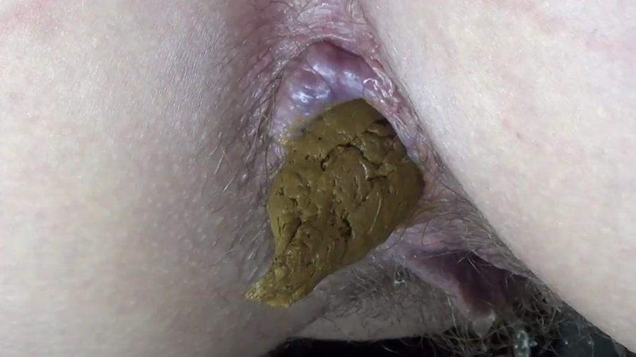 SweetBettyParlour (DirtyBetty) - My Appetizing And Tasty Shit Closeup (Scat / Enema) [FullHD 1080p] [Scatshop]