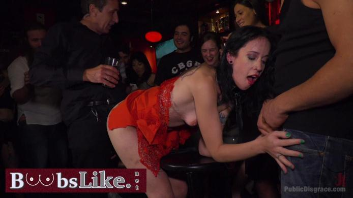 [720p/2.00 GB] Lilyan Red - Walk of Shame Slut Lilyan Red, Disgraced, Humiliated, Fucked in Public (PublicDisgrace.com / Kink.com) NEW porno