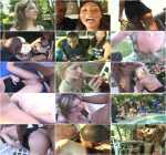 Kelly Wells, Lisa Marie - Girls Share at Monster Cock Fuck Fest Part 1 [SD 480p]