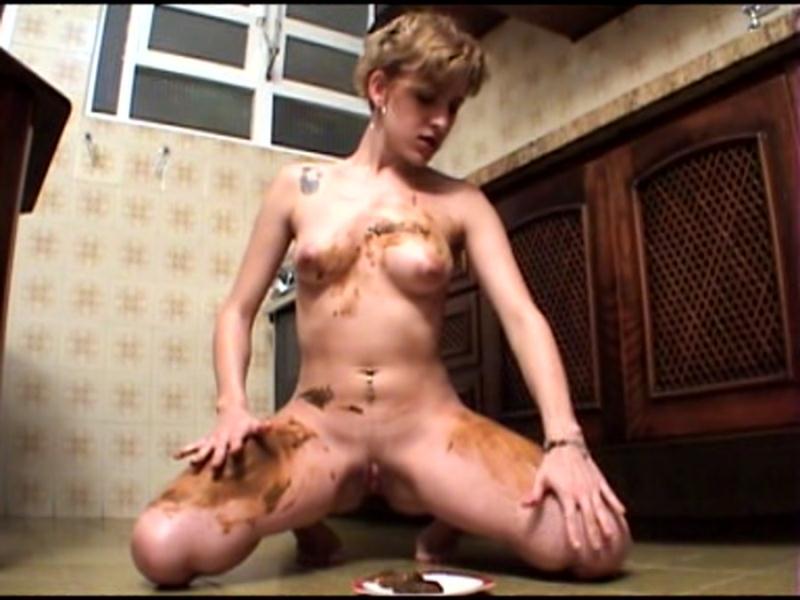 Joanna, Leila, Theresa - Shitmaster 33 - Kleine Kack-Fotzen 3 (Germany, Solo Scat) Z-Faktor [DVDRip]
