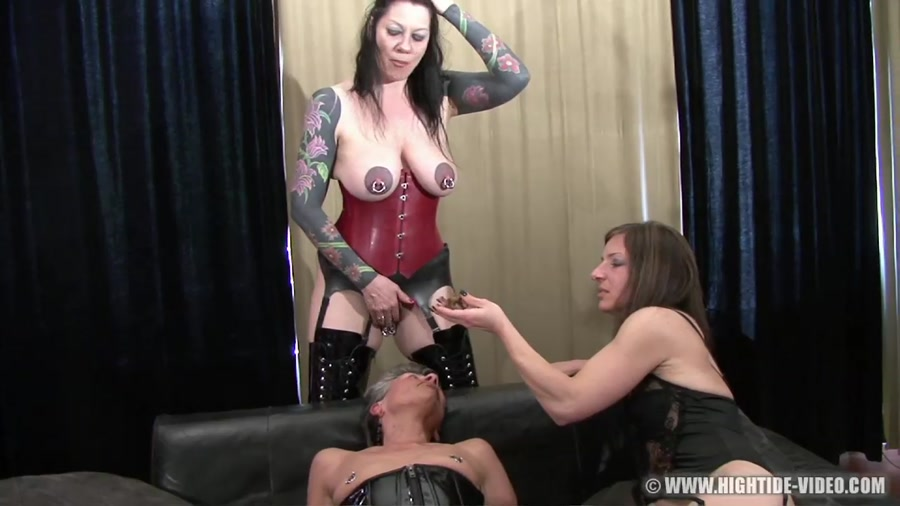 Veronica Moser, Angelina, Rieke, 1 male - RIPE AND READY 2 [HD 720p/890 MB]- Hightide-Video
