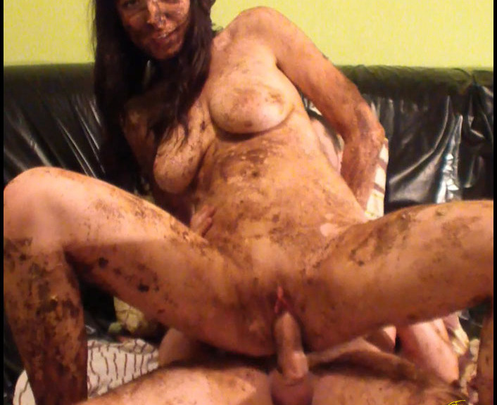 Matilda Filihy - Sexy, Unimaginable Part 5 (Poopping, Shitting, Big pile, Scat)  [FullHD 1080p]