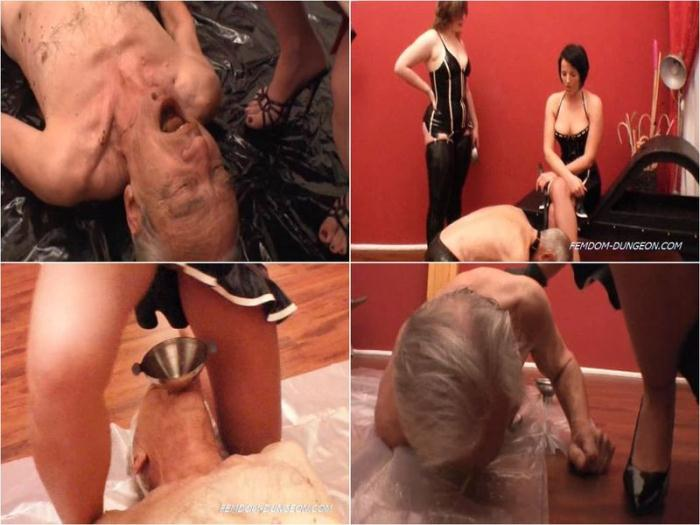 ScatGoddess - FEMDOM DUNGEON EPISODE 01 ALTERNATIVE WC VIDEO 02 (/SD/253 MB) from Depfile