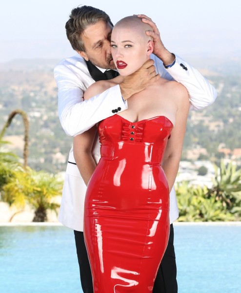 Burningangel - Riley Nixon - Riley Nixon Latex Sex (Latex) [FullHD / 1080p / 937.02 Mb]