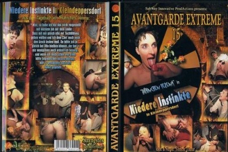 Girls from KitKatClub - Avantgarde Extreme 15 (Scat / Domination) SubWay Innovate ProdAction [DVDRip]