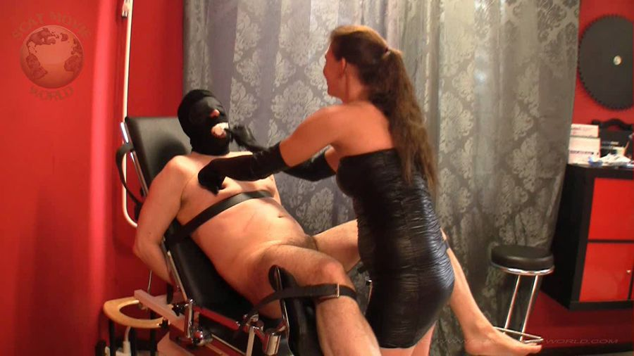Scat Extreme: Gyn Chair Torture - (scat-movie-world) [HD 720p]