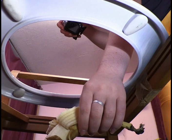 Princess Gina Erin - Acquires an obedient toilet slave Scat Domination (Femdom Scat, Toilet Slavery, Domination, Scat)  [FullHD 1080p]
