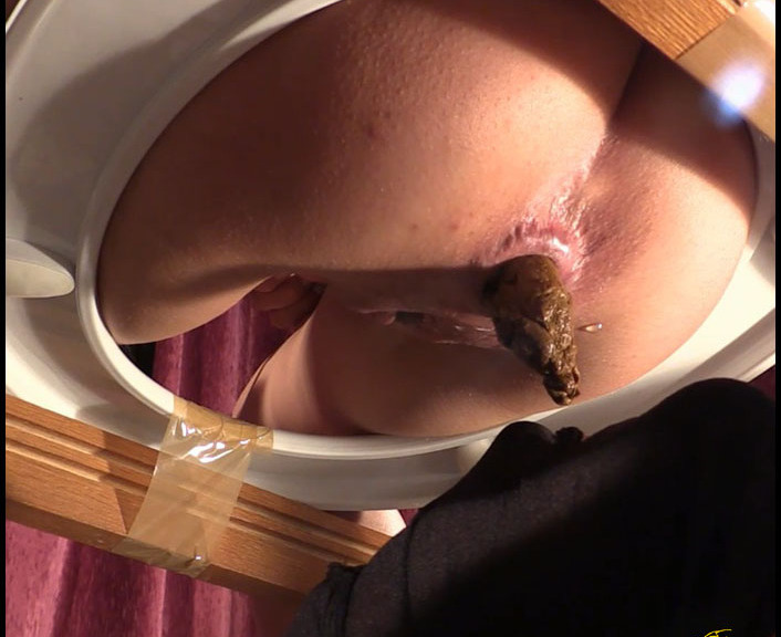 PrincessPuckie - Facesitting Scat Domination (Solo Scat, Masturbation, Dirty Anal)  [FullHD 1080p]