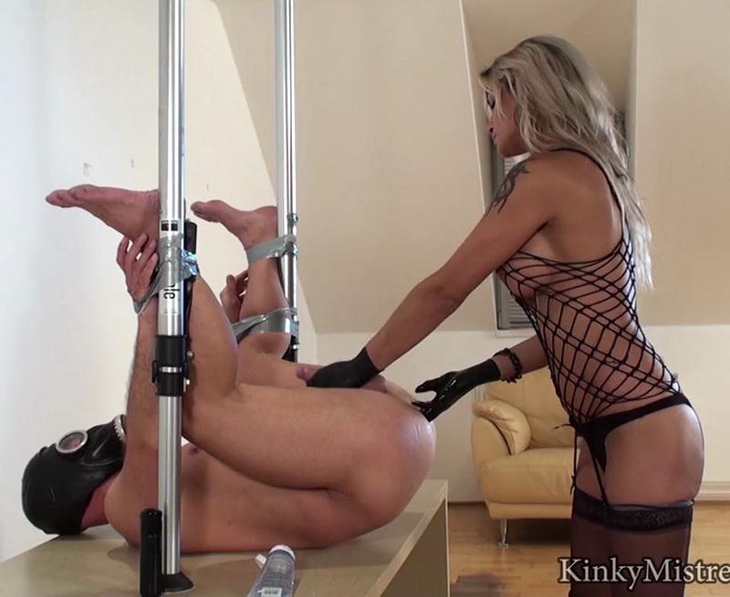 KinkyMistresses.com - Lady Klarissa - Femdom [HD / 2011]