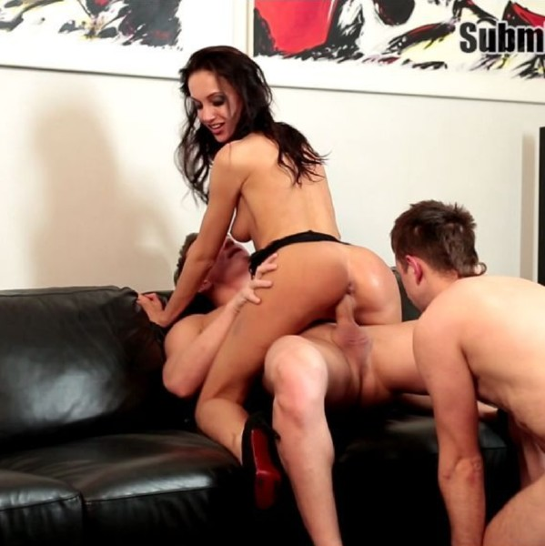 SubmissiveCuckolds - Hazel Dew - Submissive Cuckolds 3 (Big tit)  [FullHD / 1080p / 555.31 Mb]