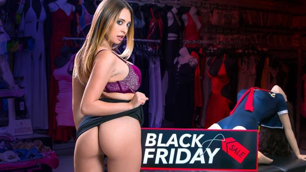 Quinn Wilde - Black Friday Lay (2017/SD)