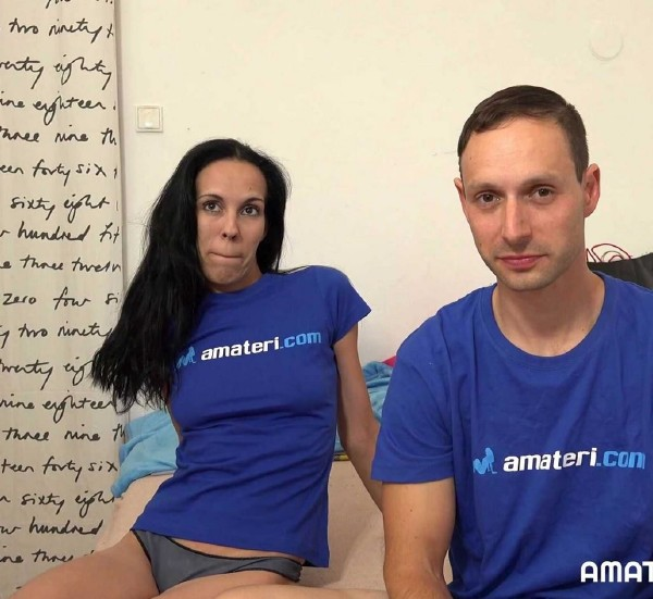 Lucie - Czech amateurs couple Lucie and Milan  - AmateriPremium   [FullHD 1080p]