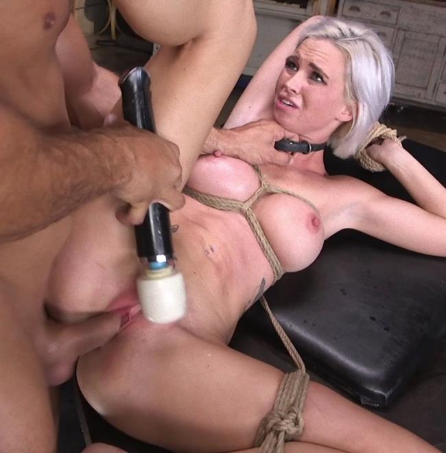 Kink/TheTrainingOfO: Astrid Star - Sex Slave Astrid Star Submits to Rope Bondage and Extreme Fucking! [HD 720p] (2.59 Gb)