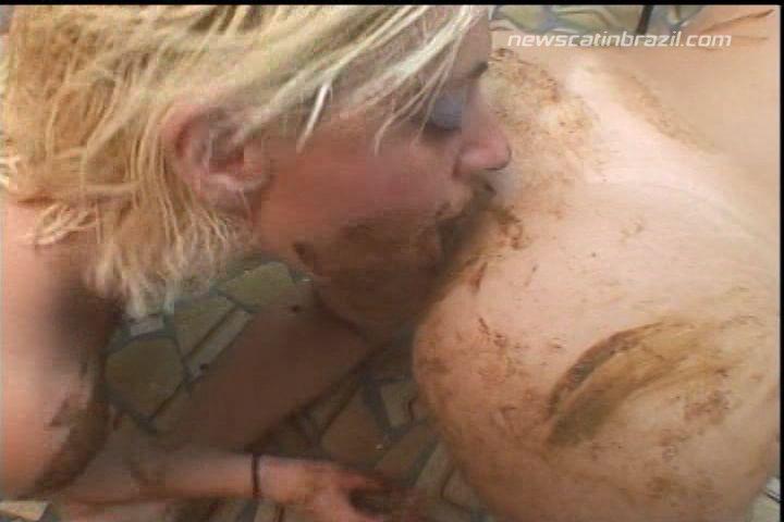 Brown Karina - Scat Nurses 22 (Toilet Slavery, Domination, Scat)  [SD]