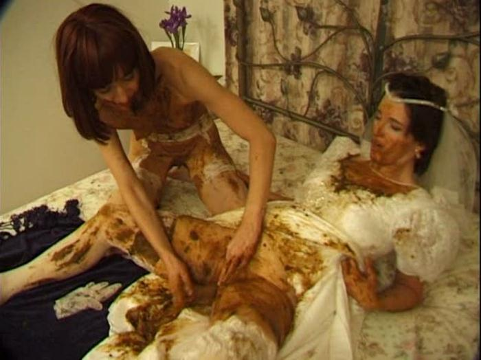 Prettylisa, Lady St. Claire, 1 male - Brown Wedding Night - (2017 / Hightide-Video) [SD / 699 MB]