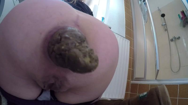 Huge turds - Solo scat Porn [Scat / FullHD]