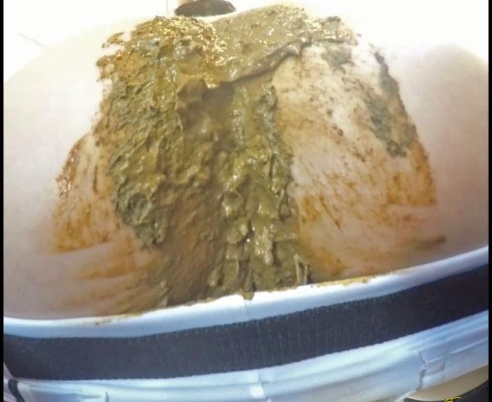 Poo Alexa - Trick Or Treat Panty Poop (Big Pile, Pooping, Scat Solo)  [FullHD 1080p]