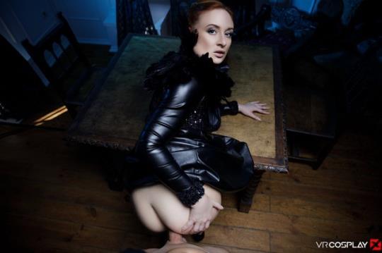vrcosplayx: Eva Berger - GoT Sansa's Long Knight A XXX Parody [VR Porn] (2K UHD/1440p/3.69 GB) 13.11.2017