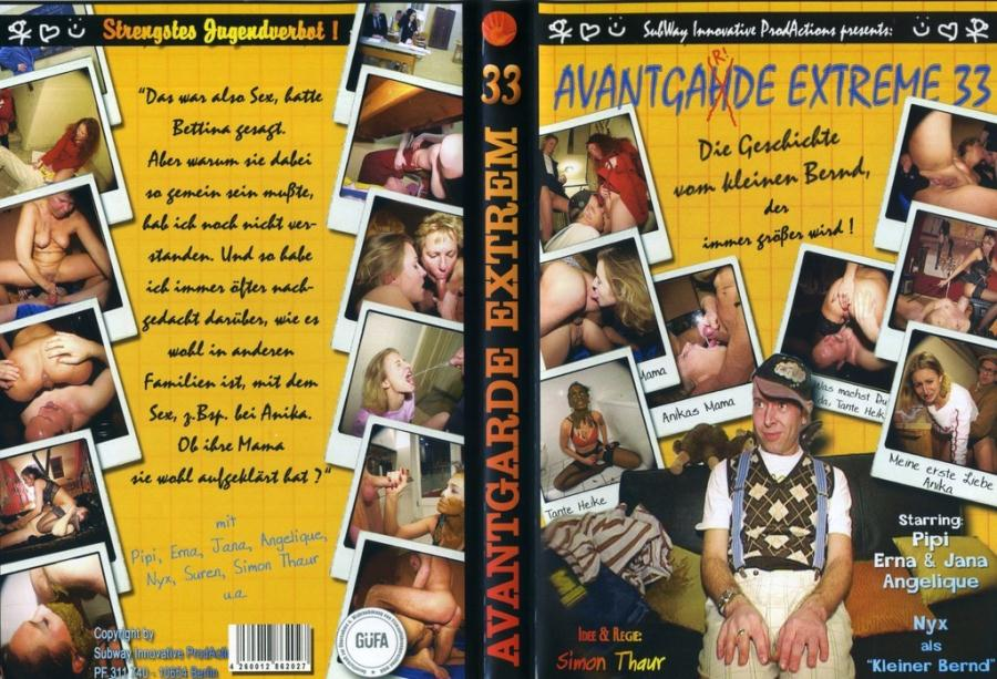 Subway Innovative Productions: Pipi, Jana, Erna, Angelique - Avantgarde Extreme 33 [DVDRip] Scatting, Domination Scat