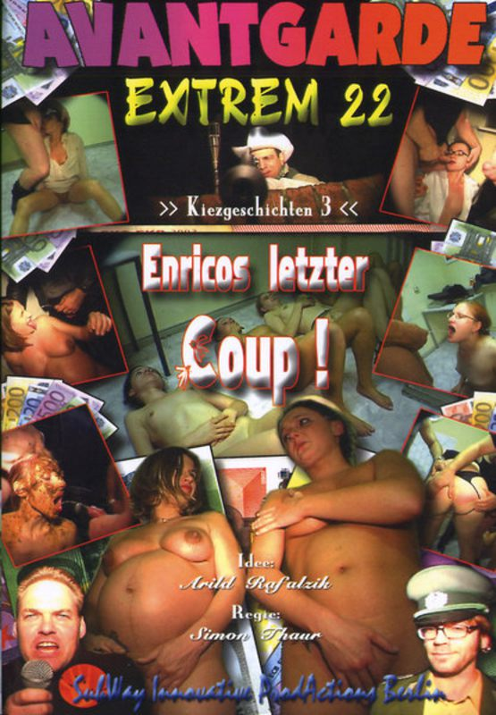 Girls from KitKatClub - Avantgarde Extreme 22 (Scat / Domination) [DVDRip] [SubWay Innovate ProdAction]