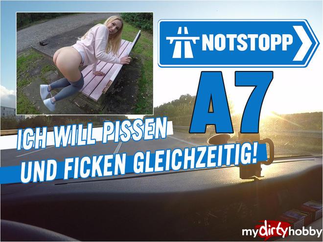 MyDirtyHobby/MDH: Lucy-Cat - NonStopp A7 - Ich will pissen und ficken gleichzeitig [FullHD 1080p] (German)