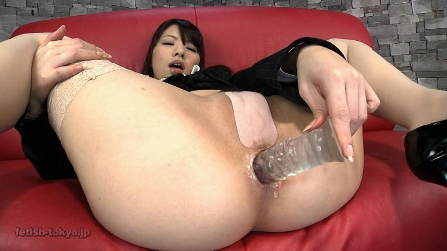 Fetish-Tokyo - Kana's - Anal Masturbation [HD]