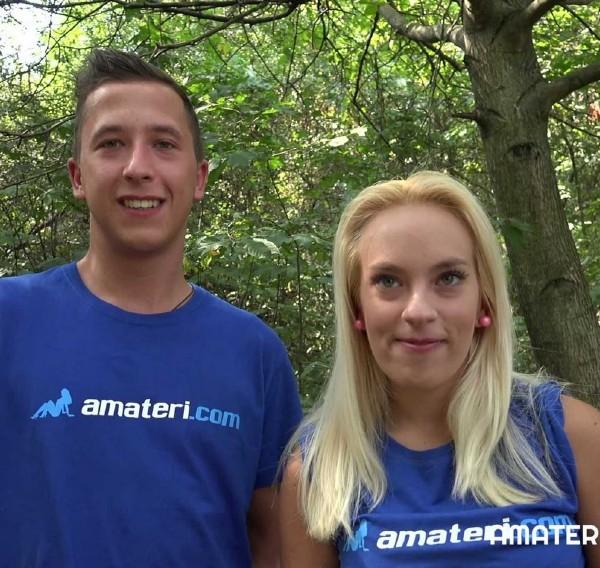 AmateriPremium - Jessica Sweet - Czech amateurs couple Petra and David [FullHD 1080p]