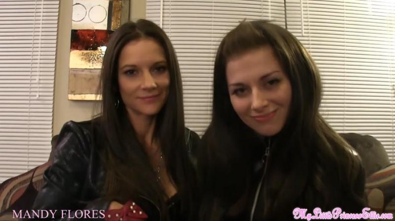 Mandy Flores - Mandy Flores & Princess Ellie Idol Jon Gets a Double Facial (Scat / Shit) ScatShop [HD 720p]