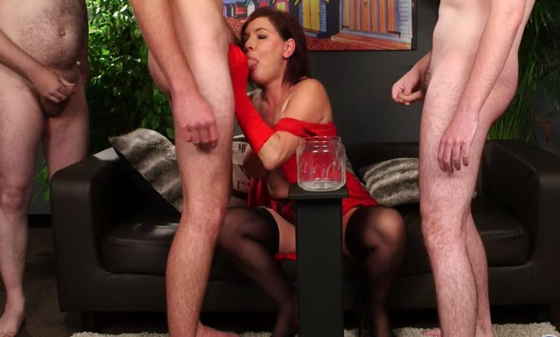 CumPerfection: Wendy Taylor Cum Bucket Challenge [FullHD 1080p]