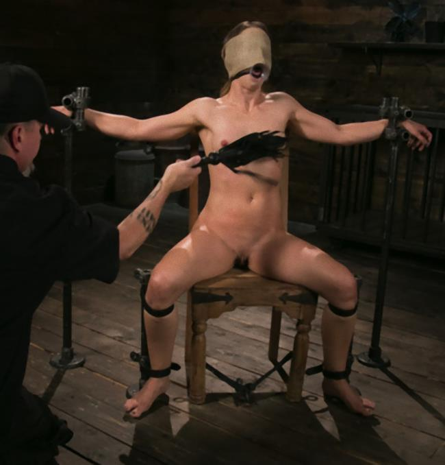 Kink, DeviceBondage: () - Cheyenne Jewel Punished with Unwilling Orgasms and Mean Metal Bondage! [HD / 1.72 GB]
