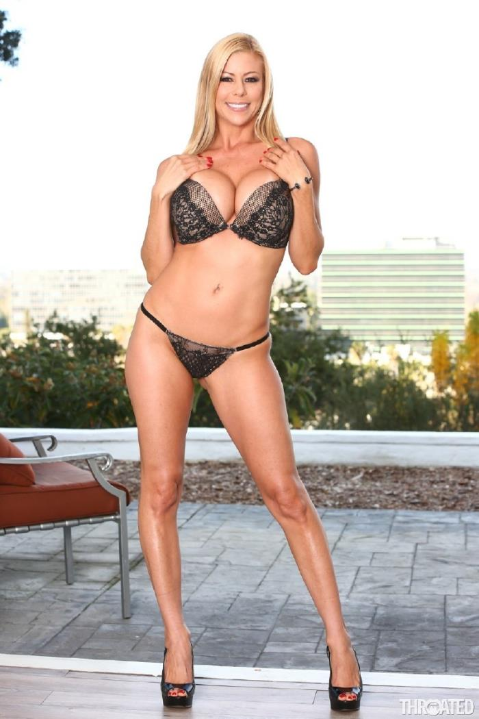 Alexis Fawx  (Big tit) - Throated / MyXXXPass   [FullHD 1080p]