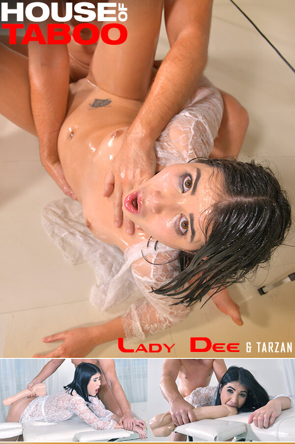 Lady Dee - Submissive Teen Masseuse  [SD 360p]