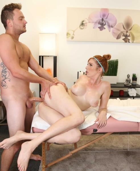 DirtyMasseur / Brazzers: Lauren Phillips - Look Dont Touch  [SD 480p]  (Big tit)