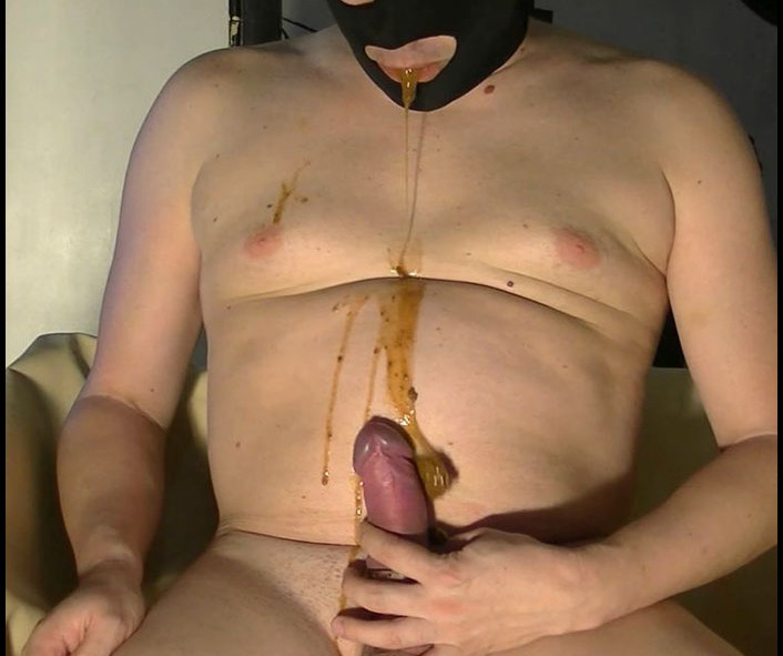 TattyDirtyPoo - Shit eating in a new mode on lobby (Femdom, Shit Eating, Domination)  [FullHD 1080p]