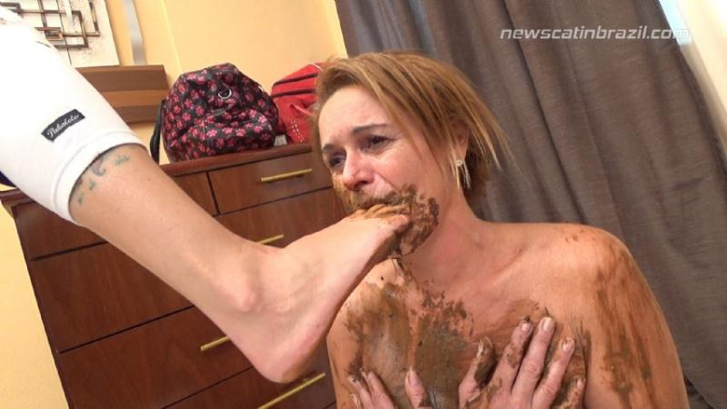 LindzyPoopgirl - Pay your bills or… (Scat, Shit, Poo, Domination Scat)  [FullHD 1080p]